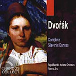 Dvorák: Complete Slavonic Dances (CD)