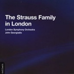 The Strauss Family in London (CD)