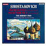 Shostakovich: Piano Quintet; Piano Trio No 2 (CD)