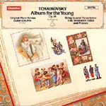 Tchaikovsky: Album for the Young (CD)