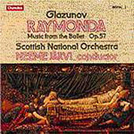 Glazunov: Raymonda (highlights) (CD)