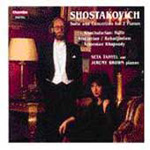 Russian music for two pianos (CD)