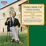 French Music for Clarinet and Piano (CD)