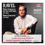 Ravel & Fauré: Works for Piano and Orchestra (CD)