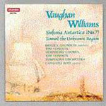 Vaughan Williams: Symphony No 7; Toward the Unknown Region (CD)