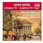 Saint-Saëns: Symphonies Nos 2 and 3 (CD)