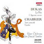 French Orchestral Works (CD)