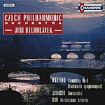Czech Orchestral Works (CD)