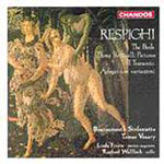 Respighi: Vocal and Orchestral Works (CD)