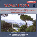 Walton: Orchestral and Instrumental Works (CD)