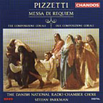 Pizzetti: Choral Works (CD)