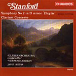 Stanford: Symphony No.2/Clarinet Concerto (CD)