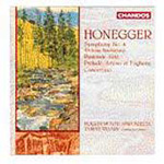 Honegger: Orchestral Works (CD)