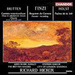 Britten, Finzi & Holst: Choral works (CD)