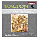 Walton: Choral & Orchestral Works (CD)