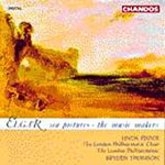 Elgar: The Music Makers; Sea Pictures (CD)