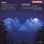 Grieg and Svendsen: Orchestral Works (CD)