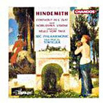 Hindemith: Orchestral Works (CD)