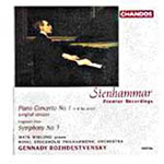 Stenhammar: Orchestral Works (CD)