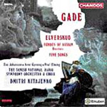 Gade: Choral and Orchestral Works (CD)