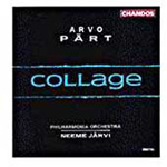 Pärt: Collage (CD)