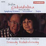 Gubaidulina: Orchestral Works (CD)