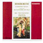 Hindemith: Symphonies (CD)