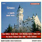R. Strauss: A cappella choral works (CD)