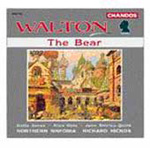 Walton: The Bear (CD)