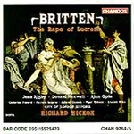 Britten: The Rape of Lucretia (CD)
