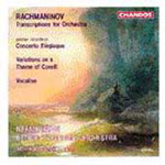 Rachmaninov: Orchestral transcriptions (CD)