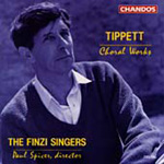 Tippett: Choral Works (CD)
