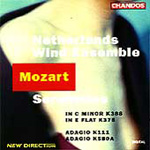 Mozart: Wind Music (CD)