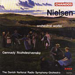 Nielsen: Orchestral Works (CD)