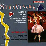 Stravinsky: Orchestral Works (CD)