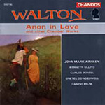 Walton: Chamber Music (CD)
