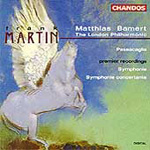 Martin: Orchestral Works (CD)
