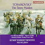 Tchaikovsky: The Snow Maiden (CD)