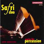Fireplay: Percussion Works (CD)