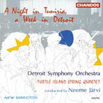 A Night in Tunisia, a Week in Detroit (CD)