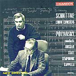 Schnittke: Concerto for Choir (CD)