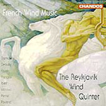 French Wind Music (CD)