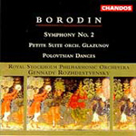 Borodin: Orchestral Works (CD)