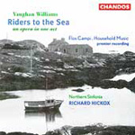 Vaughan Williams: Riders to the Sea etc. (CD)