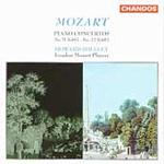 Mozart: Piano Concertos (CD)