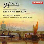 Holst: Orchestral Works (CD)