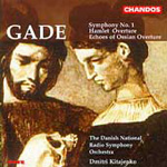 Gade: Orchestral Works (CD)