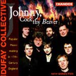Johnny, Cock thy Beaver: Popular 17th-Cent English music (CD)