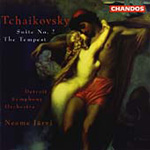Tchaikovsky: Suite No. 2; Tempest (CD)
