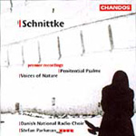 Schnittke: Penitential Psalms/Voices of Nature (CD)